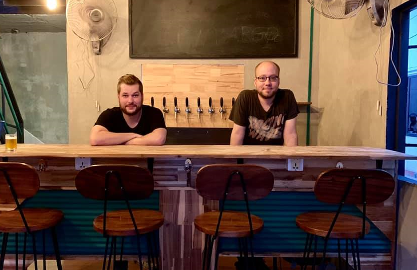 Embargo Craft Beer Phnom Penh Owners