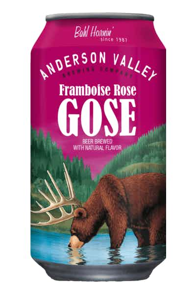 Anderson Valley - Framboise Gose - American Craft Beer in Phnom Penh