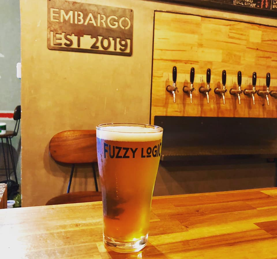 Fuzzy Logic Brewing Hop Baby