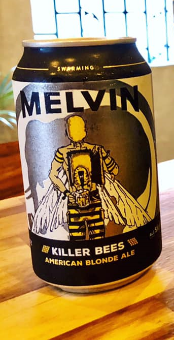 Killer Bees - Melvin Brewing - American Craft Beer in Phnom Penh
