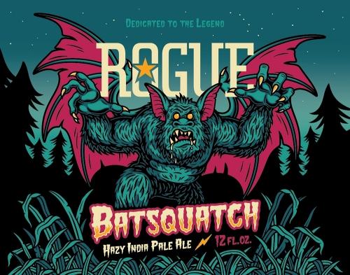 Rogue Ales - Batsquatch - Hazy IPA Cambodia